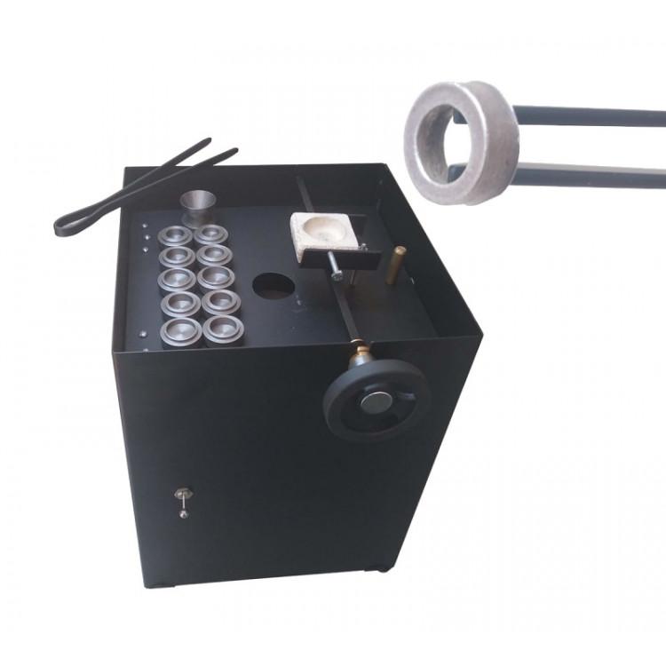 Centrífuga Formadora de Anel + Conquilhas - Motor 220 V